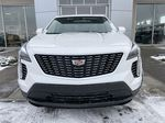 White[Crystal White Tricoat] 2021 Cadillac XT4 Luxury Front Vehicle Photo in Calgary AB