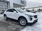 White[Crystal White Tricoat] 2021 Cadillac XT4 Luxury Primary Listing Photo in Calgary AB
