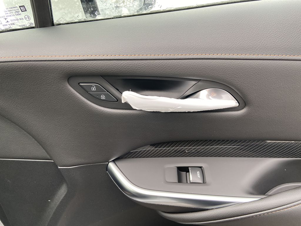 White[Crystal White Tricoat] 2021 Cadillac XT4 Sport Passenger Front Door Controls Photo in Calgary AB