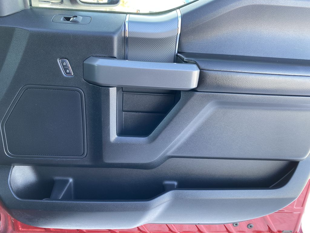 Red[Race Red] 2017 Ford F-150 Right Front Interior Door Panel Photo in Edmonton AB