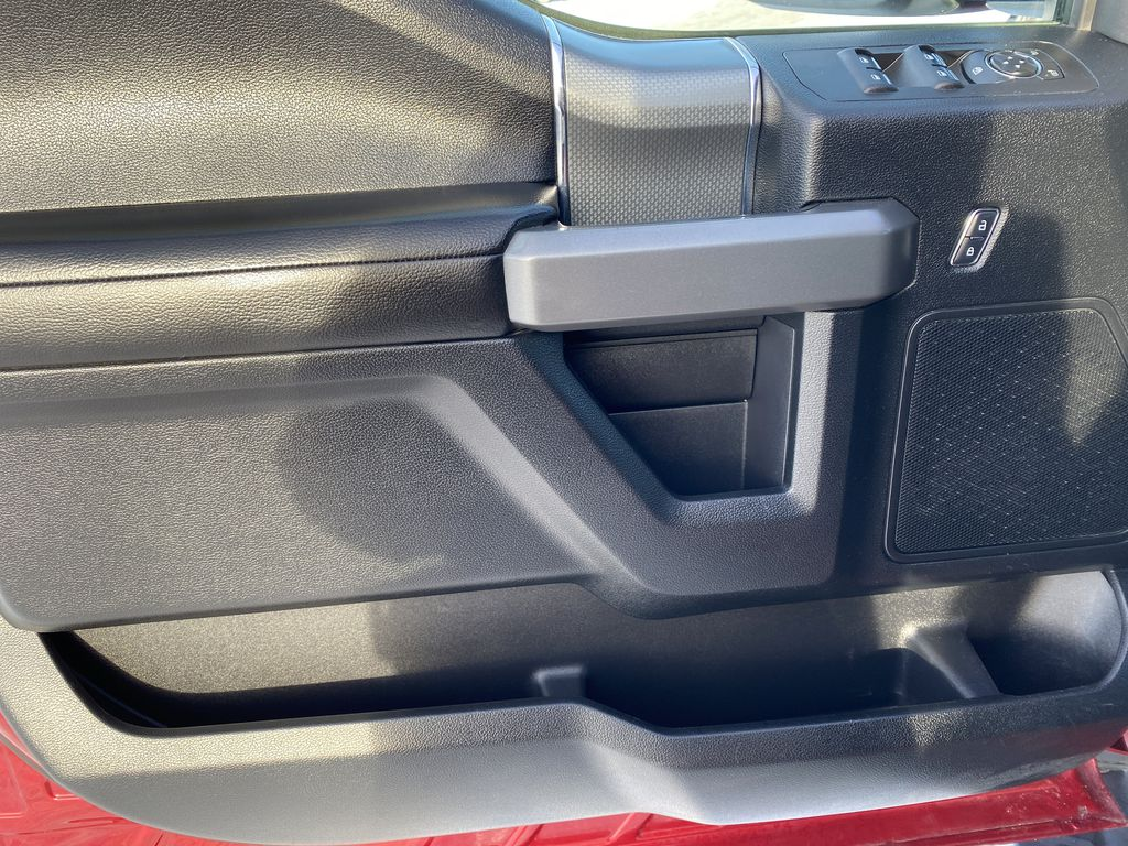 Red[Race Red] 2017 Ford F-150 Left Front Interior Door Panel Photo in Edmonton AB