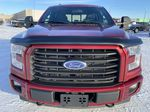 Red[Race Red] 2017 Ford F-150 Front Vehicle Photo in Edmonton AB