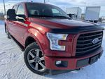 Red[Race Red] 2017 Ford F-150 Right Front Corner Photo in Edmonton AB