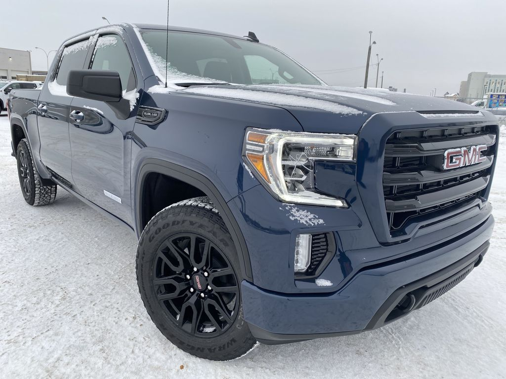 Blue[Pacific Blue Metallic] 2021 GMC Sierra 1500