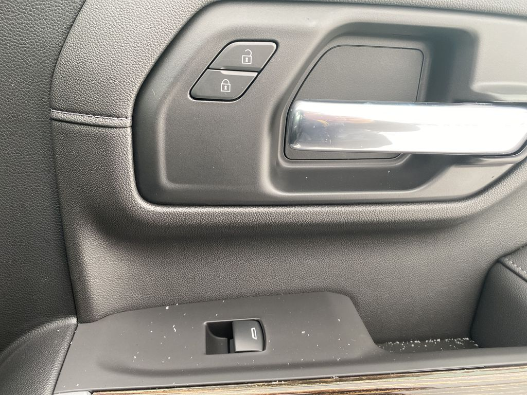 Blue[Pacific Blue Metallic] 2021 GMC Sierra 1500 Passenger Front Door Controls Photo in Edmonton AB
