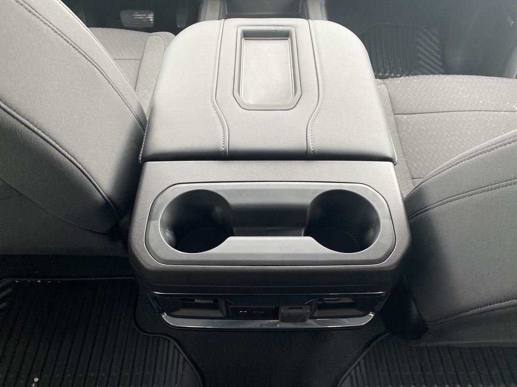 Blue[Pacific Blue Metallic] 2021 GMC Sierra 1500 Center Console Photo in Edmonton AB