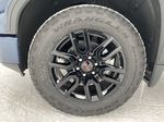 Blue[Pacific Blue Metallic] 2021 GMC Sierra 1500 Left Front Rim and Tire Photo in Edmonton AB