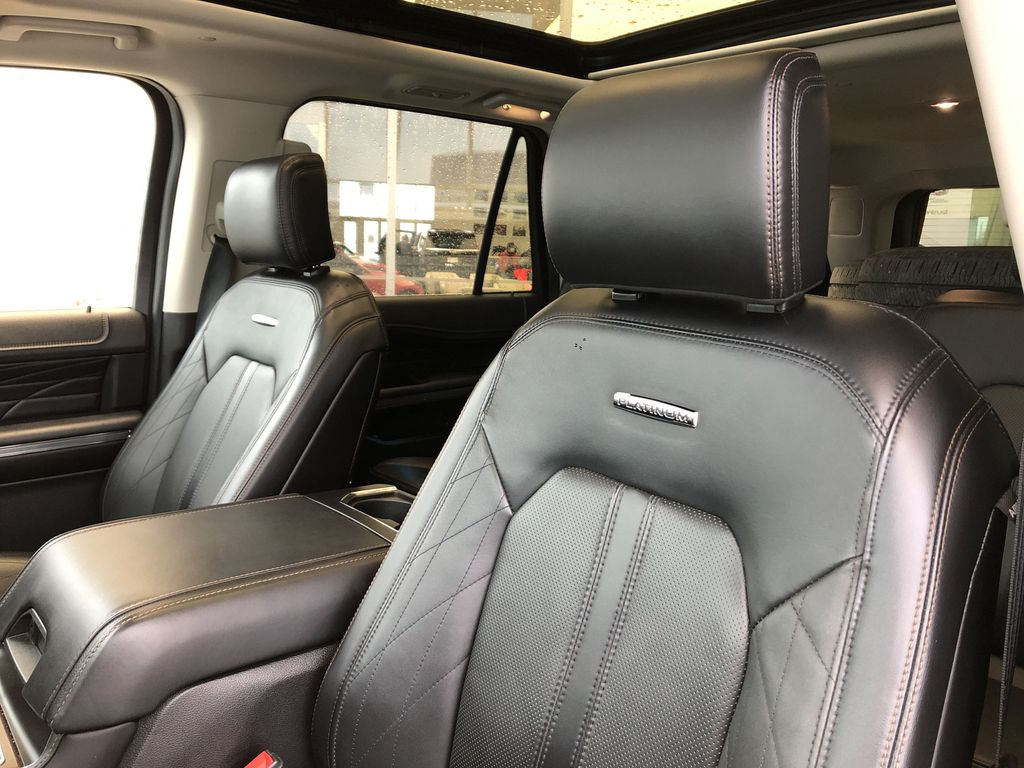 2019 Ford Expedition Left Front Interior Photo in Edmonton AB
