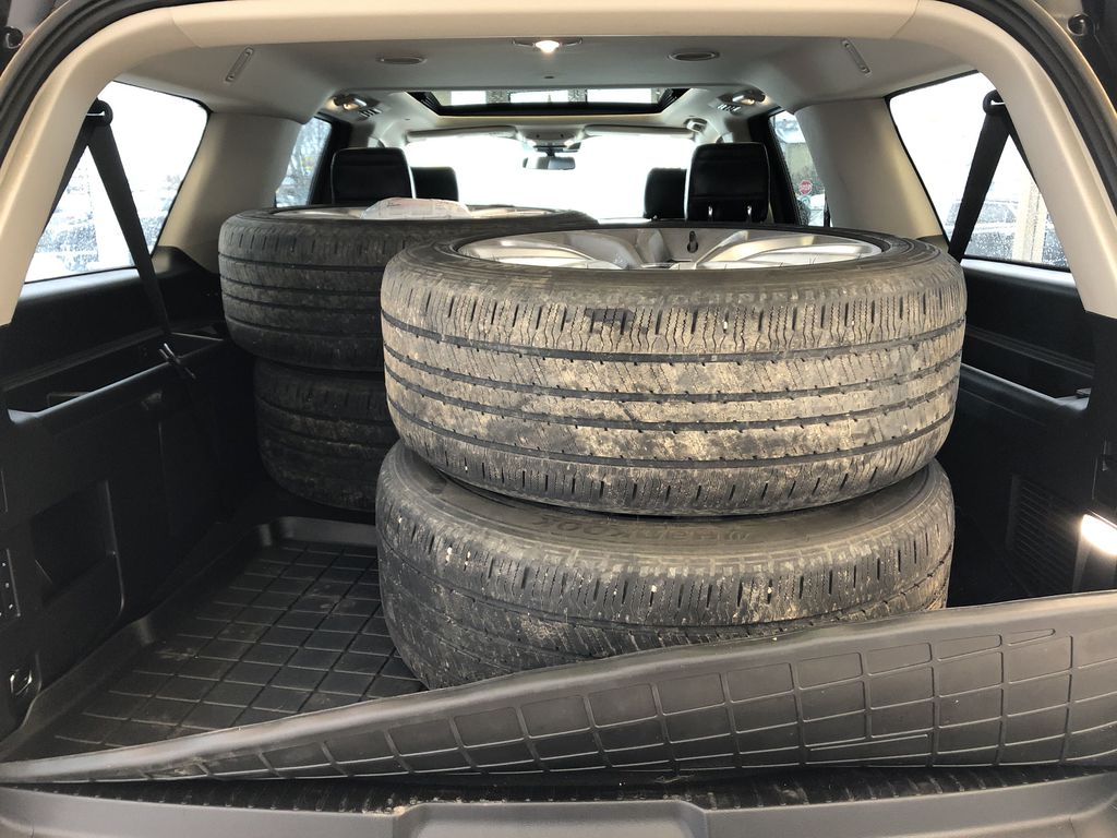 2019 Ford Expedition Trunk / Cargo Area Photo in Edmonton AB