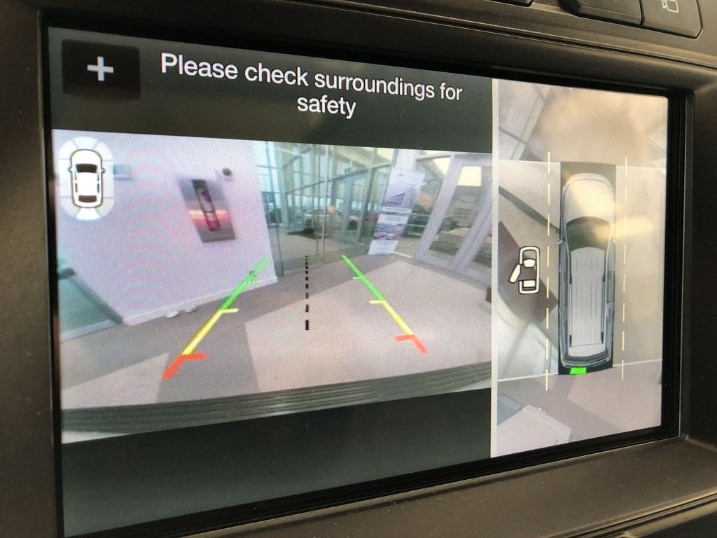 2019 Ford Expedition Backup Camera Closeup Photo in Edmonton AB
