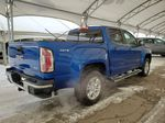 Blue 2019 GMC Canyon Trunk / Cargo Area Photo in Airdrie AB
