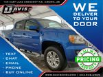 Blue 2019 GMC Canyon Primary Listing Photo in Airdrie AB