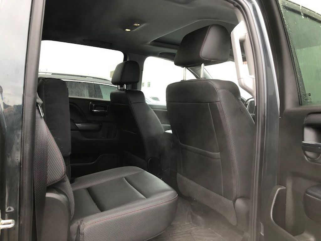 Grey 2018 GMC Sierra 1500 Left Front Rim and Tire Photo in Lethbridge AB