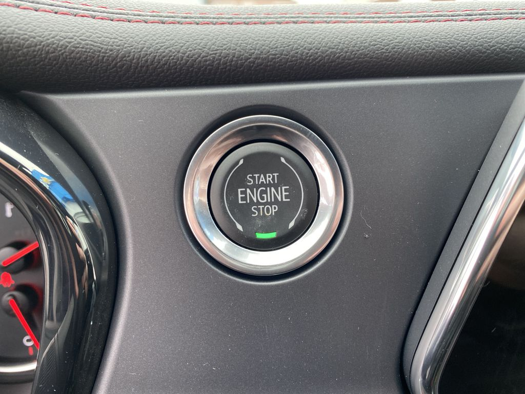 White[Iridescent Pearl Tricoat] 2021 Chevrolet Blazer Push Button Start Photo in Nipawin SK