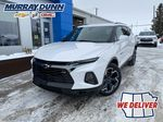 White[Iridescent Pearl Tricoat] 2021 Chevrolet Blazer Primary Listing Photo in Nipawin SK