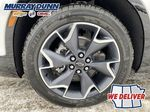 White[Iridescent Pearl Tricoat] 2021 Chevrolet Blazer Left Front Rim and Tire Photo in Nipawin SK