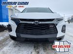 White[Iridescent Pearl Tricoat] 2021 Chevrolet Blazer Front Vehicle Photo (Low) in Nipawin SK