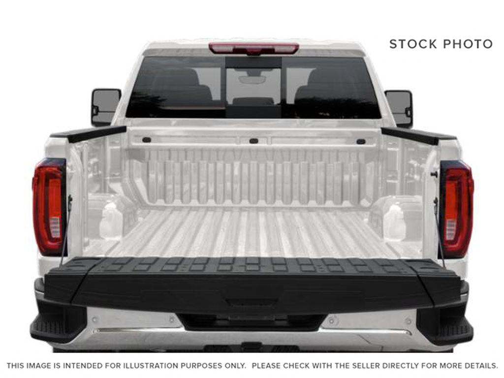 IRIDESCENT PEARL TRICOAT 2021 GMC Sierra 2500HD Trunk / Cargo Area Photo in Portage La Prairie MB