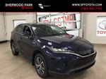 Blue[Blueprint] 2021 Toyota Venza Hybrid LE Primary Listing Photo in Sherwood Park AB