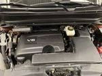 Red[Cayenne Red Metallic] 2017 Nissan Pathfinder Engine Compartment Photo in Dartmouth NS