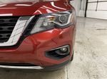 Red[Cayenne Red Metallic] 2017 Nissan Pathfinder Left Front Head Light / Bumper and Grill in Dartmouth NS
