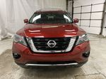 Red[Cayenne Red Metallic] 2017 Nissan Pathfinder Front Vehicle Photo in Dartmouth NS