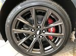 Gray[Shadow Metallic] 2021 Cadillac CT4 Left Front Rim and Tire Photo in Edmonton AB