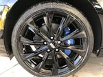 Black[Black Raven] 2021 Cadillac CT4 Left Front Rim and Tire Photo in Edmonton AB