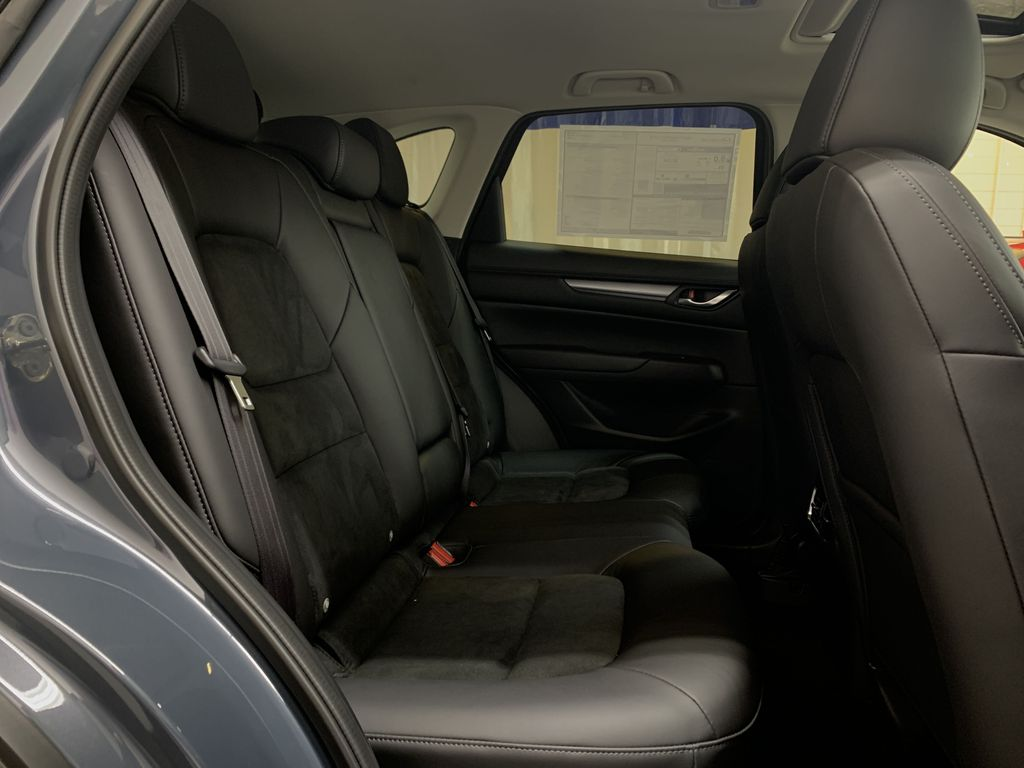 POLYMETAL GREY METALLIC(47C) 2021 Mazda CX-5 GS-Comfort Right Side Rear Seat  Photo in Edmonton AB