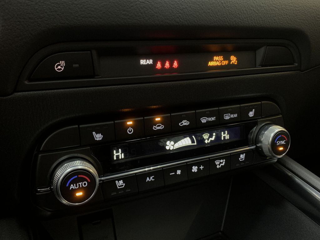 SOUL RED CRYSTAL METALLIC(46V) 2021 Mazda CX-5 GT AWD Central Dash Options Photo in Edmonton AB