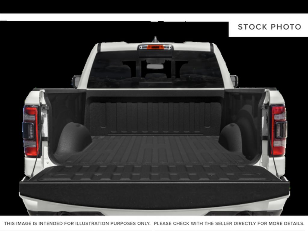 Red[Flame Red] 2020 Ram 1500 Trunk / Cargo Area Photo in Yarmouth NS