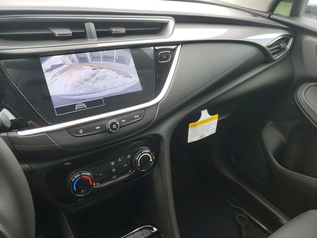White 2021 Buick Encore GX LR Door Panel Ctls Photo in Westlock AB