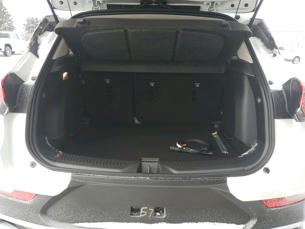 White 2021 Buick Encore GX Engine Compartment Photo in Westlock AB