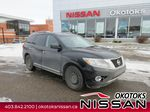 Black[Super Black] 2014 Nissan Pathfinder Primary Listing Photo in Okotoks AB