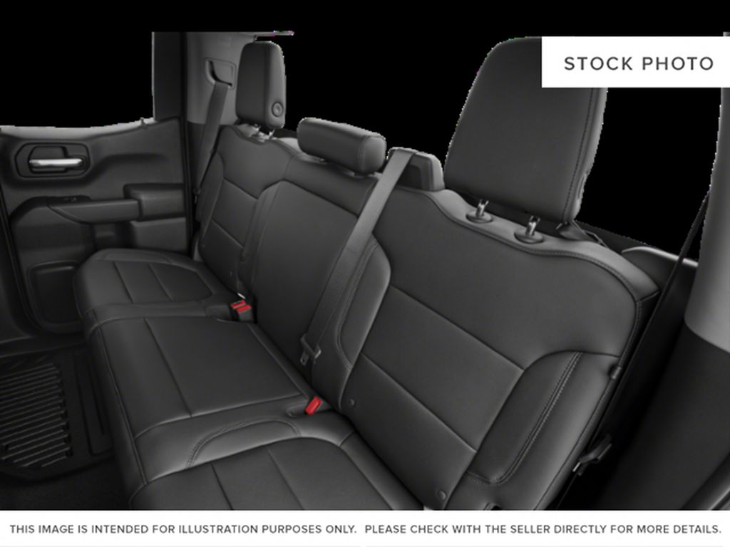 White[Summit White] 2020 GMC Sierra 1500 Left Side Rear Seat  Photo in Fort Macleod AB