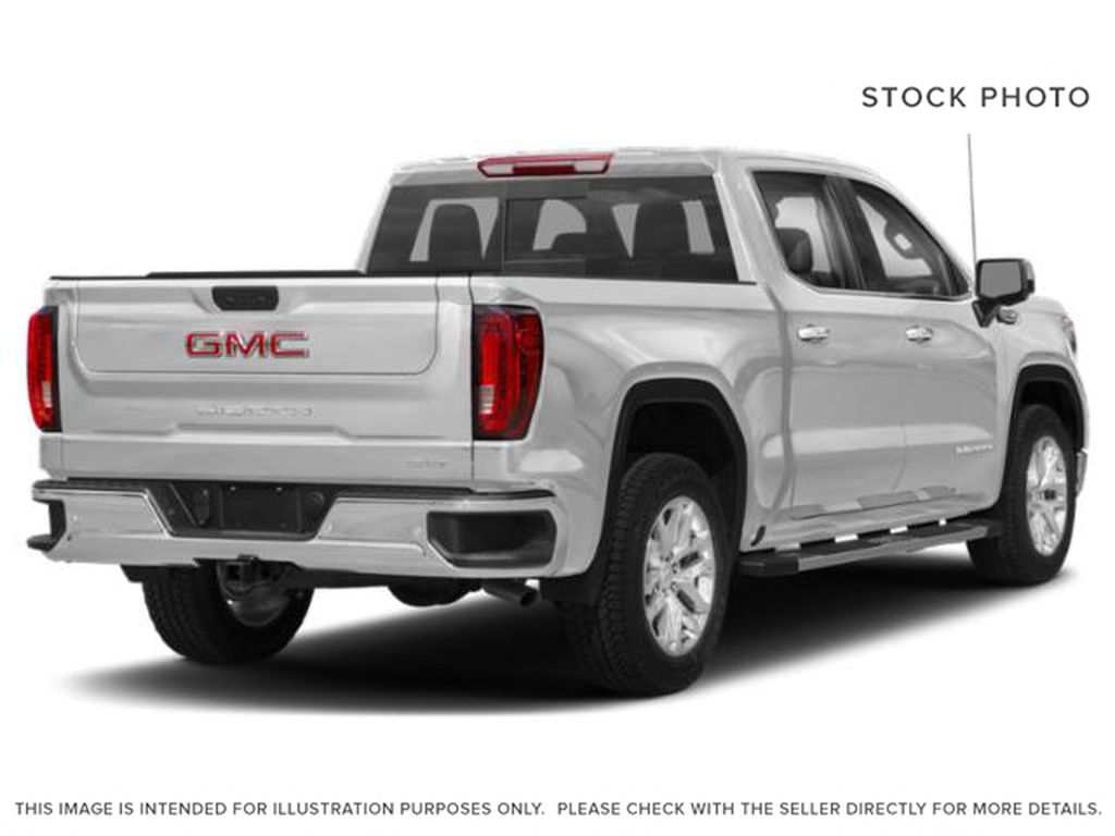 White[Summit White] 2020 GMC Sierra 1500 Right Rear Corner Photo in Fort Macleod AB