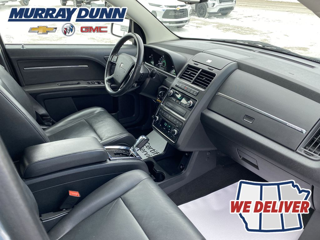 2010 Dodge Journey RT AWD Front Right Interior Photo in Nipawin SK