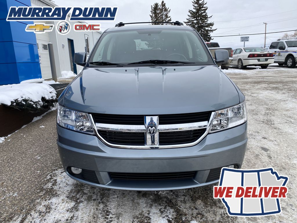 2010 Dodge Journey RT AWD Front Vehicle Photo in Nipawin SK