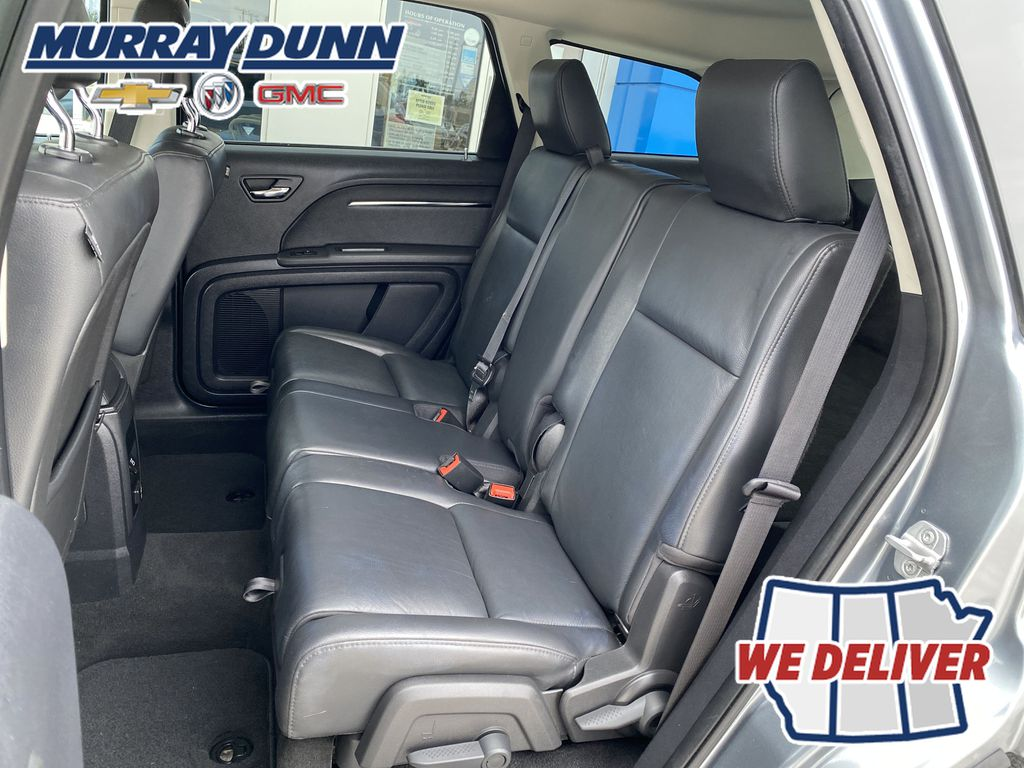 2010 Dodge Journey RT AWD Rear Seat Back Photo in Nipawin SK