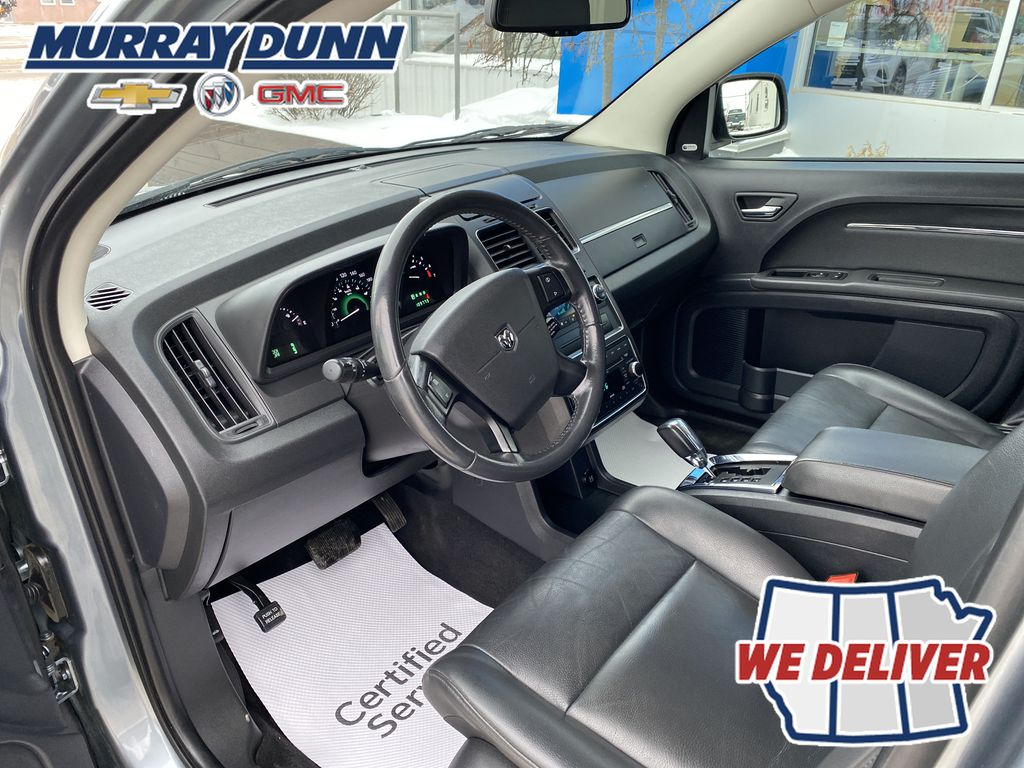 2010 Dodge Journey RT AWD Left Front Interior Photo in Nipawin SK