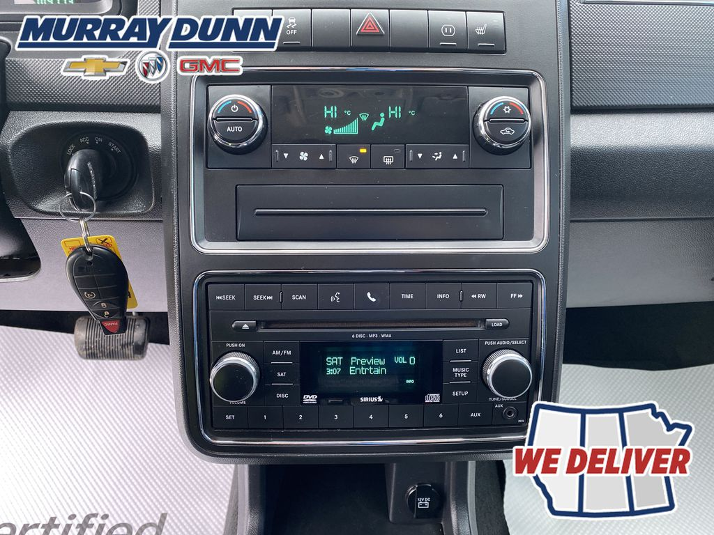 2010 Dodge Journey RT AWD Central Dash Options Photo in Nipawin SK