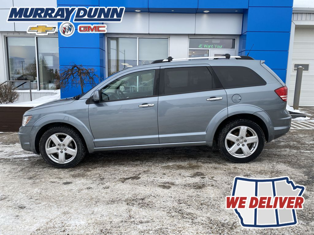 2010 Dodge Journey RT AWD Left Side Photo in Nipawin SK
