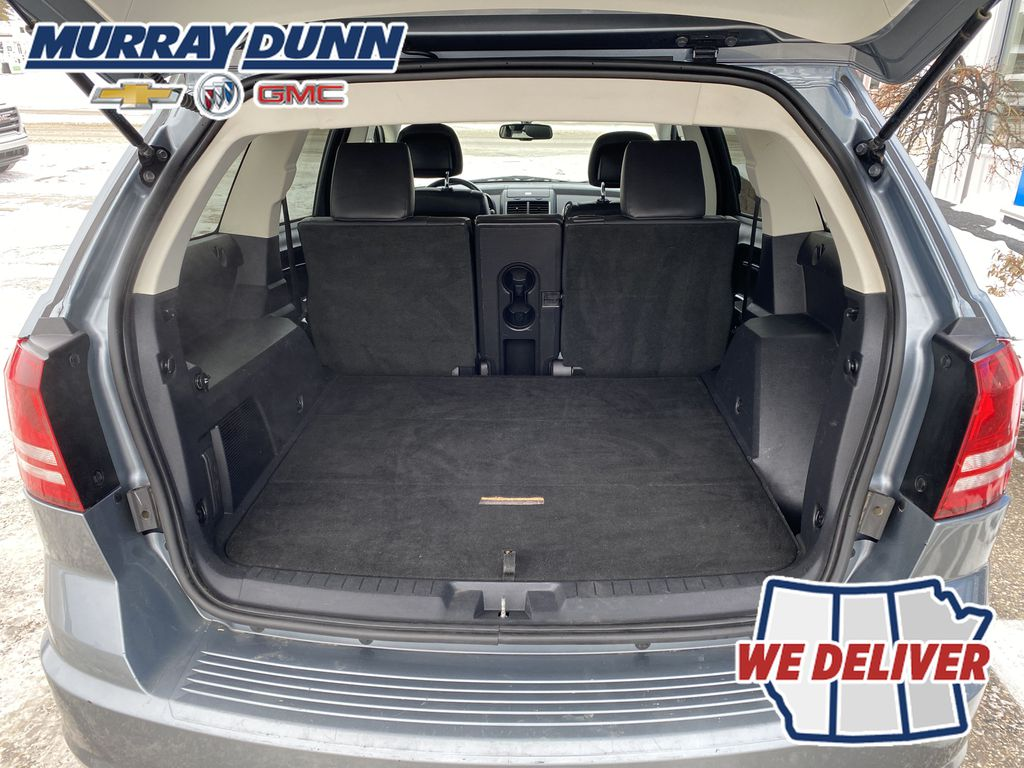 2010 Dodge Journey RT AWD Trunk / Cargo Area Photo in Nipawin SK