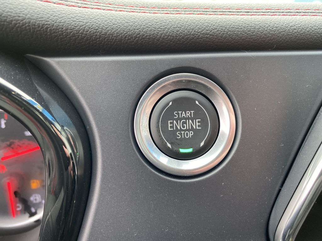 Red[Red Hot] 2021 Chevrolet Blazer Push Button Start Photo in Nipawin SK