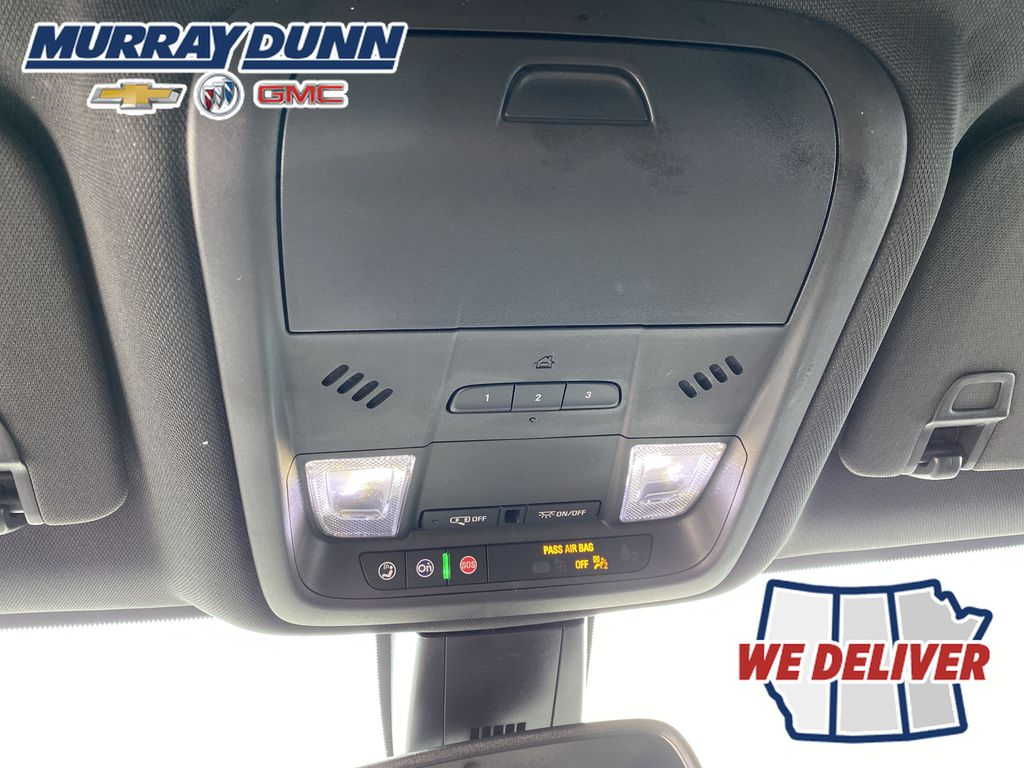 Red[Red Hot] 2021 Chevrolet Blazer Roof Mounted Controls Photo in Nipawin SK