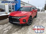 Red[Red Hot] 2021 Chevrolet Blazer Primary Listing Photo in Nipawin SK