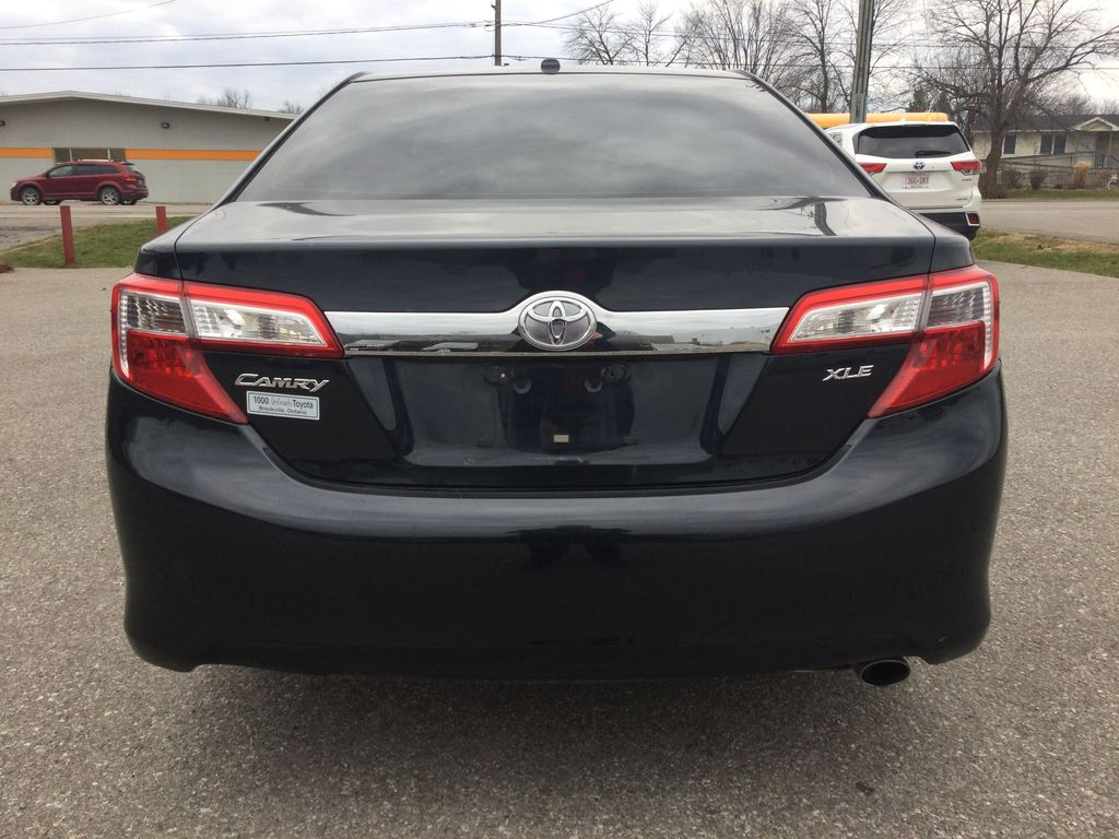 2014 Toyota Camry Rear of Vehicle Photo in Brockville ON