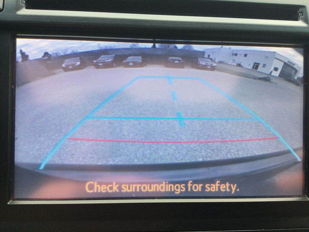 2014 Toyota Camry Backup Camera Closeup Photo in Brockville ON