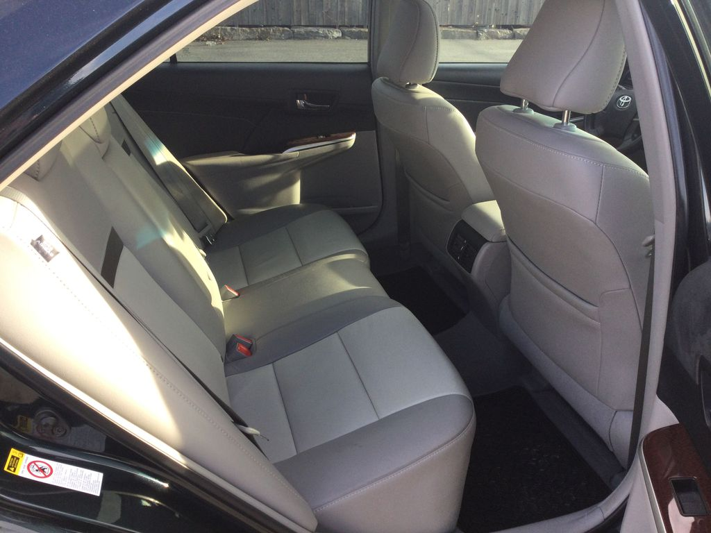 2014 Toyota Camry Right Side Rear Seat  Photo in Brockville ON
