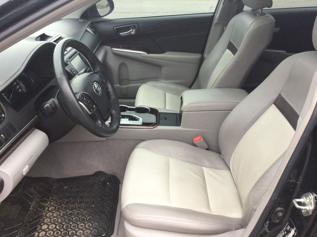 2014 Toyota Camry Left Front Interior Photo in Brockville ON